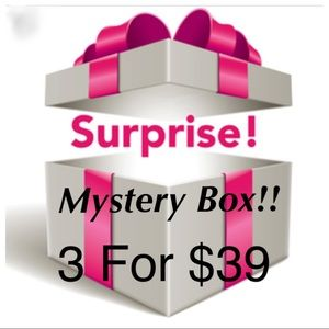 Now Offering Mystery Boxes!